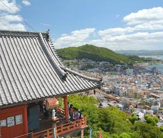 山と海のある町、尾道の定番スポットを巡る旅
