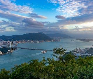 関門海峡を渡って下関と北九州のいいとこ取り!2都市を巡る旅