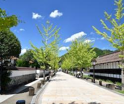 湯田温泉&津和野を巡る、のんびりSL旅